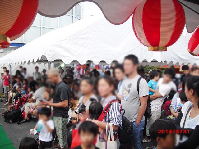 2014年 夏祭り4